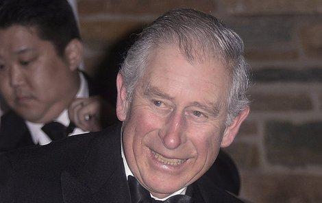 Princ Charles slaví 68. narozeniny. Přejeme všechno nejlepší!