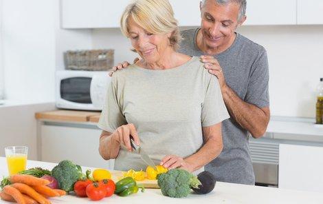 Výběrem vhodných potravin můžete posílit svou imunitu.