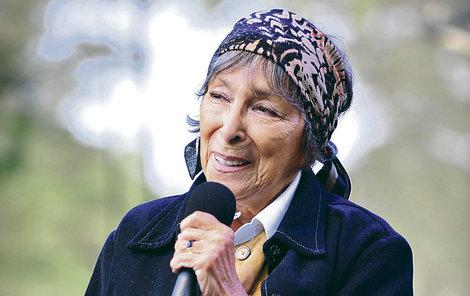 Hana Hegerová slaví 85. narozeniny. Přejeme všechno nejlepší!