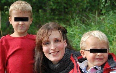 Eva Michaláková své syny už nesmí kontaktovat.