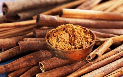 Vědci zjistili, že skořice má kromě jiného blahodárné účinky, které by mohly pomoci zejména diabetikům!