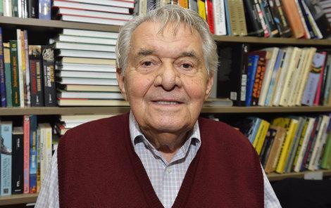 Ladislav Trojan slaví 84. narozeniny. Přejeme všechno nejlepší!