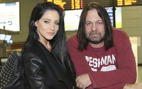 Jiří a Andrea Pomeje