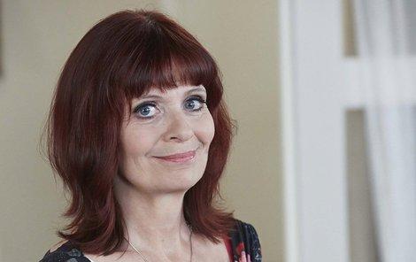 Ljuba Krbová zažila kvůli zaporné roli velmi nepříjemnou chvilku.