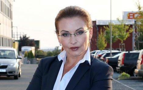 Dana Morávková promluvila o přítelkyni svého syna.