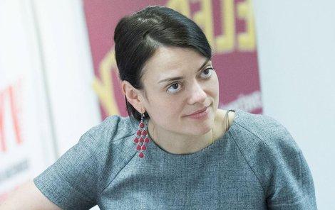 Jana Stryková byla zaskočena telefonátem, který potvrdil její původ.