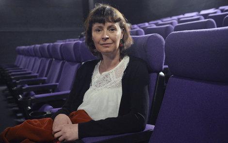 Lenka Vlasáková si postěžovala, že nejlepší léta má dabing za sebou.