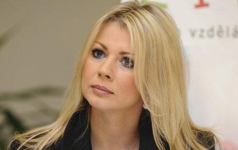 Tina Pletánková musela podstoupit katetrizaci.