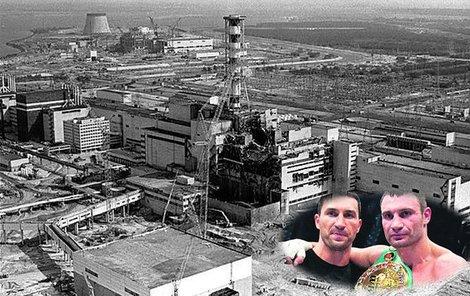 Černobylská havárie těžce poznamenala i ukrajinské boxerské šampiony Vladimira (40) a Vitalije (44) Kličkovy.