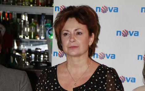 Dnes už se dokáže Ilona Svobodová opět smát, ale trápí ji vztahy v rodině.
