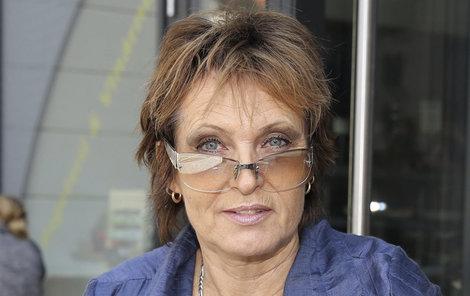 Olga Matušková obchoduje s realitami.