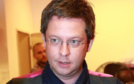 Moderátor Aleš Cibulka po kolapsu z přepracování nabírá nový dech.