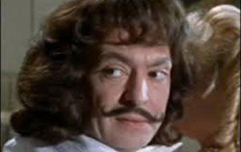 Zemřel francouzský herec, který hrál v Angelice hraběte de Condé.