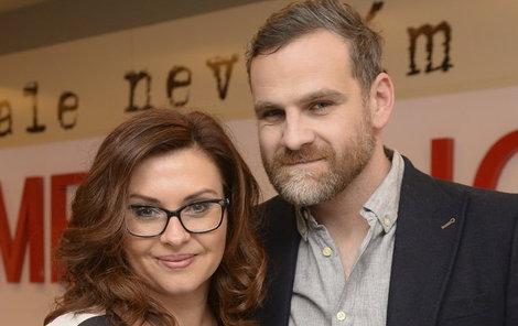 Dana Morávková s novým milencem ze Slovenska.