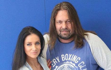 Jirka a Andrea tvoří skvělý pár.