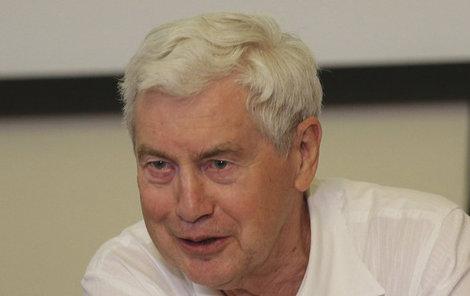 Jiří Grygar odmítl vyznamenaní.