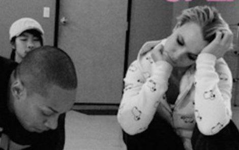 Britney Spears je smrtí svého kamaráda zdrcena.
