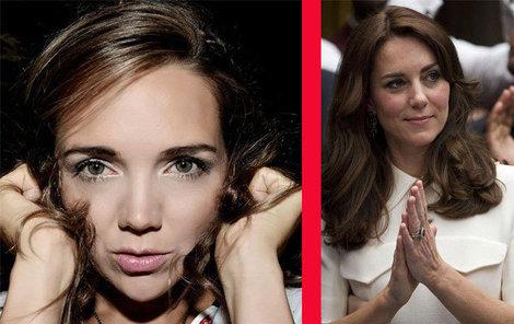 Lucii Vondráčkovou a Kate Middleton spojuje stejná nezdravá vášeň!