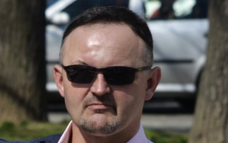 Jaroslav Penc u soudu.