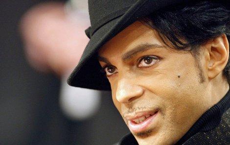 Dražila se například kytara nedávno zesnulého zpěváka Prince.