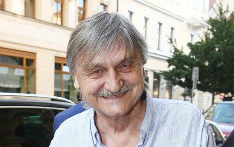 Pavel Soukup má z dcery radost.