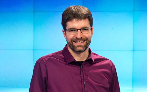 Moderátor Michal Jančařík boj s nemocí nevzdává.