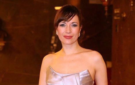 Tereza Kostková oslavila čtyřicáté narozeniny.