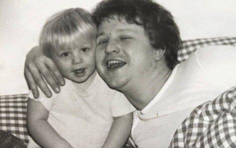 Už 20 let žije Tomáš Klus bez tatínka.