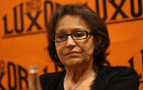 Marta Kubišová měla na chalupy smůlu.