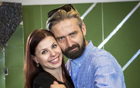 Jeho taneční partnerkou v soutěži bude Andrea Třeštiková.