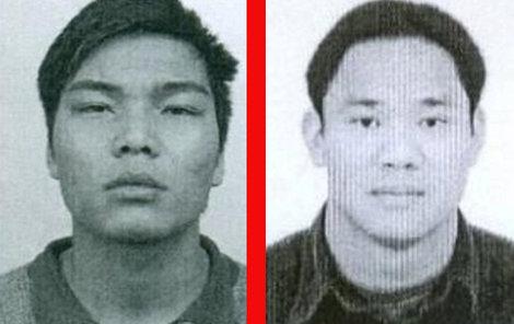 Tuan Anh Cao (28) a Van Trung Nguen (35)!