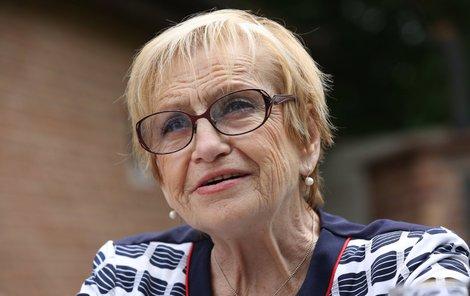 Věra Čáslavská bojuje s rakovinou slinivky!