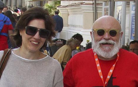 Arnošt je s manželkou Petrou už 16 let.