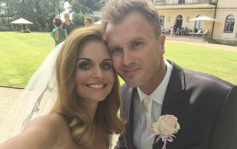 Tereza si vzala tenisového trenéra Jandu.