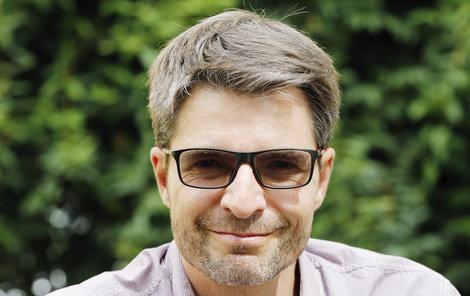 Michal Jančařík se usmívá nemoci navzdory. Vydrží mu to?