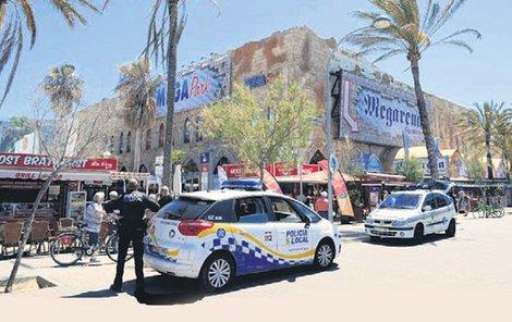 Policie na největším španělském ostrově prý spolupracuje s gangy kapsářů.