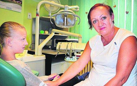 Ludmila Stejskalová (58) vnučku na první dovolenou u moře nevezme.