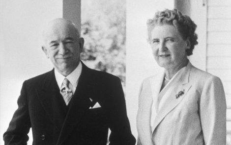 Hana Benešová byla manželkou našeho slavného prezidenta.