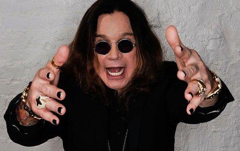 Ozzy Osbourne dobývá Česko.