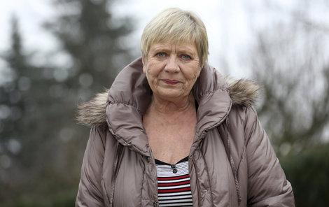 Jaroslava Obermaierová strávila první adventní víkend v nemocnici.