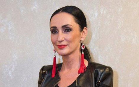 Sisa Sklovská má Dušičky ráda.