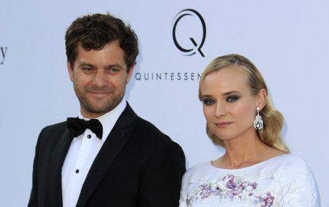 Diane Kruger a Joshua Jackson patřili ke stabilním hollywoodským párům.