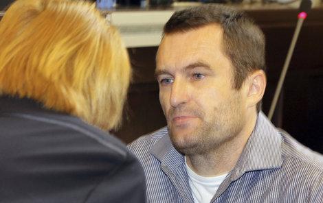Skupinu vedl recidivista Michael Šváb.