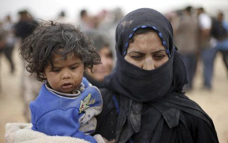 Česko od Turků převezme 81 syrských uprchlíků.