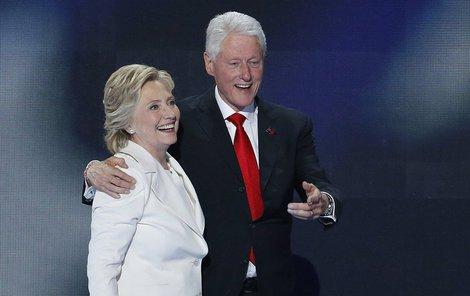 Ovládnou Clintonovi Bílý dům?