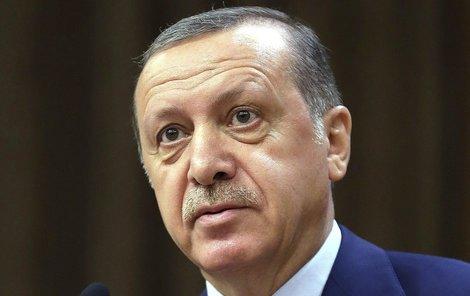 Prezident Erdogan.