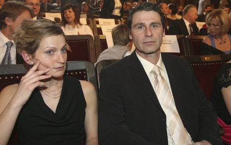 Bývalý oštěpař Jan Železný opustil svoji přítelkyni Barboru Výbornou, se kterou má dvě děti.