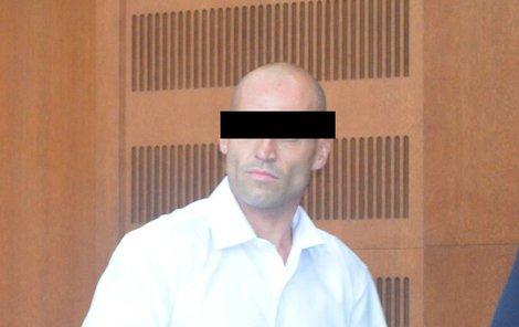 Martin R. nařčení z útoku na synka odmítl