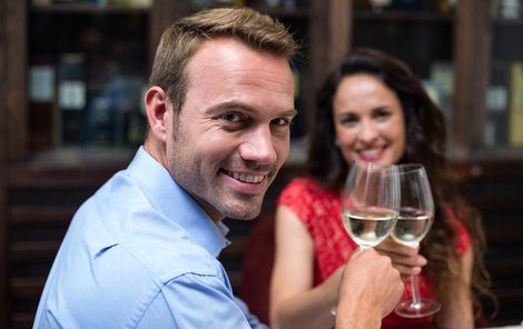 Alkohol může zachránit vaše manželství.