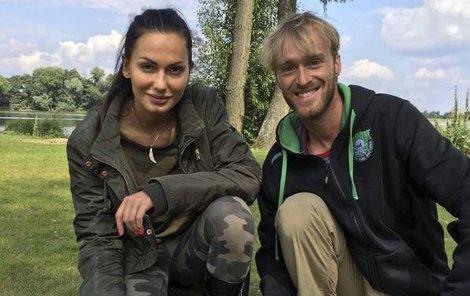 Bučková s Vágnerem nasbírali plné koše praváků.